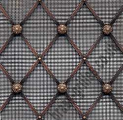 Regency Antique Copper Grille